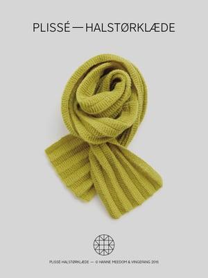 Opskrift / plissé—halstørklæde
