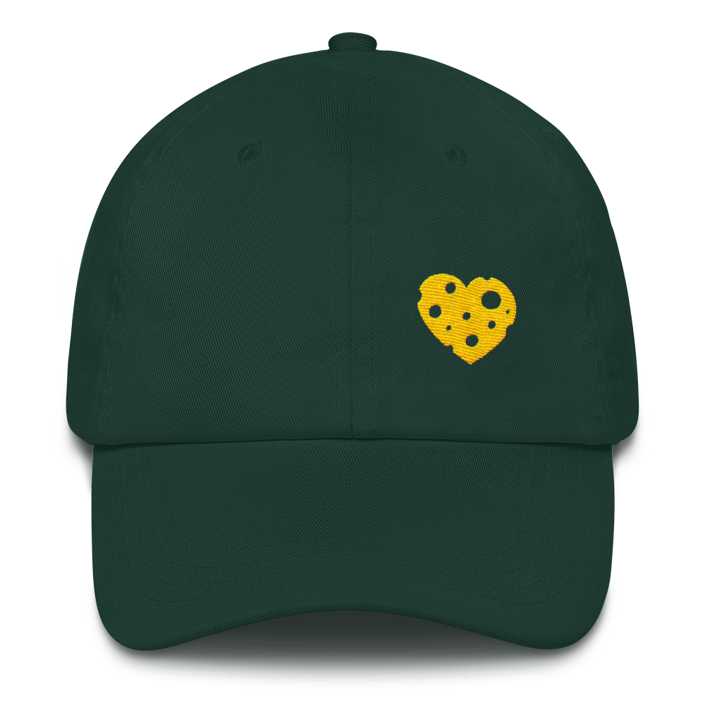 Image of Cheese Heart Hat