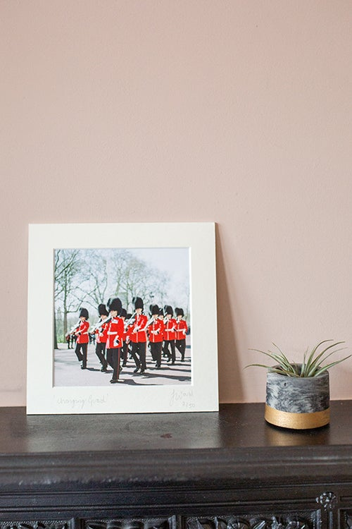 "Image of ""Changing Guard"" small Fine Art print"