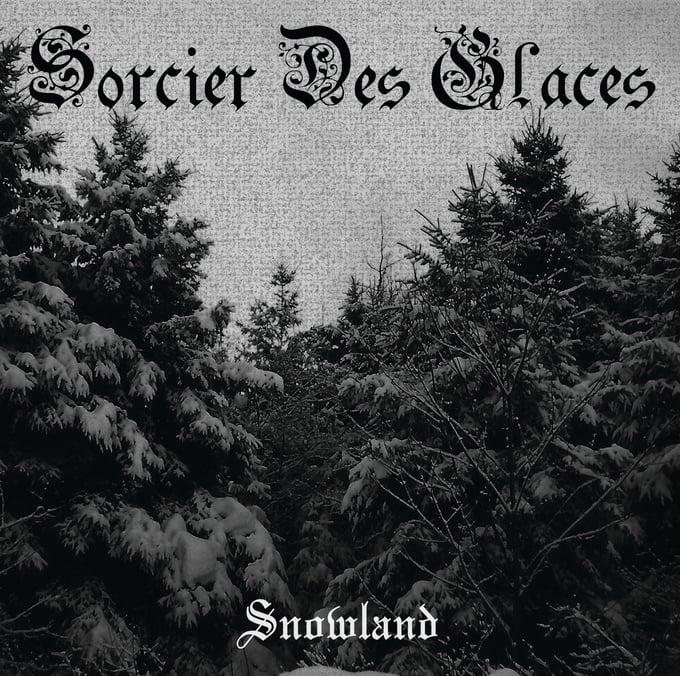 Image of Sorcier Des Glaces - Snowland CD