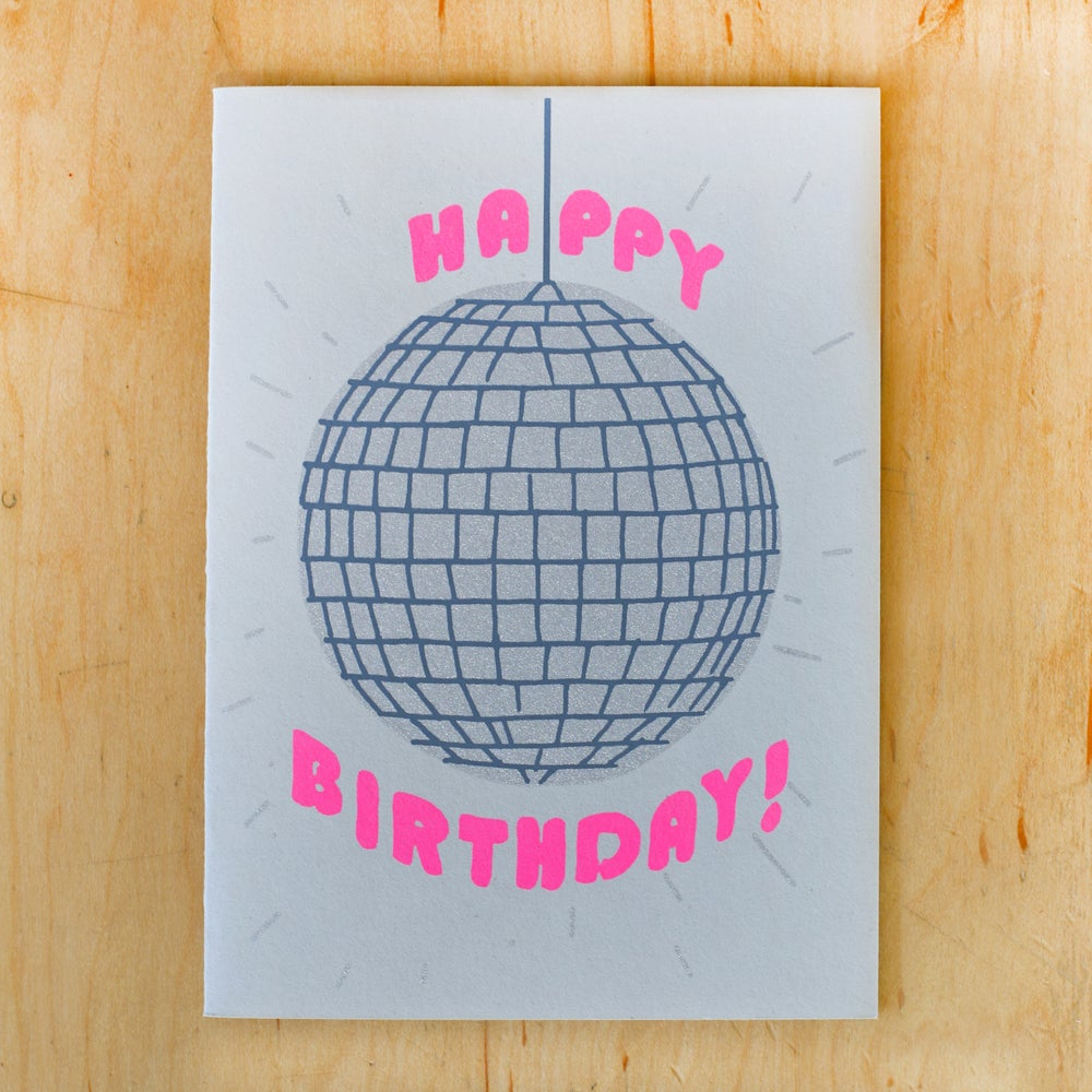 Image of Birthday Disco Ball