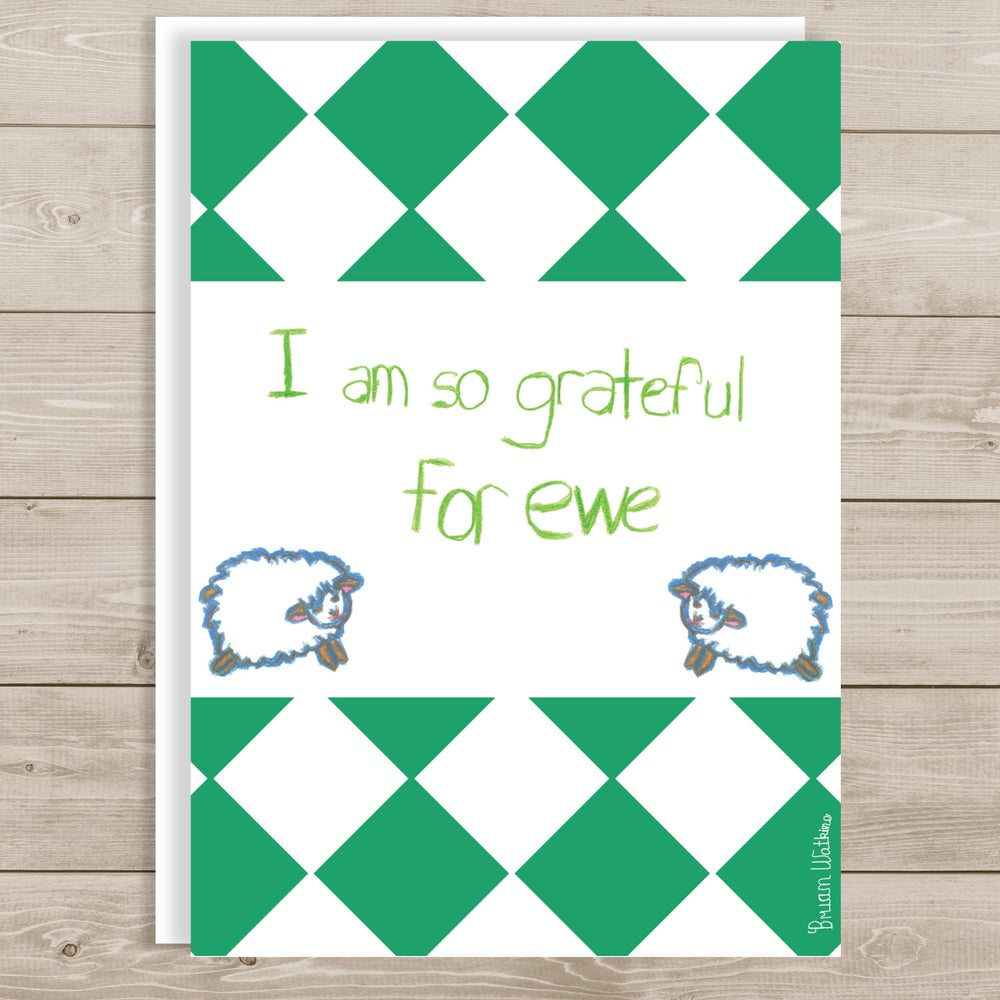 Image of So Grateful for Ewe