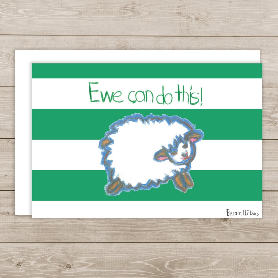 Image of Ewe Can Do This!
