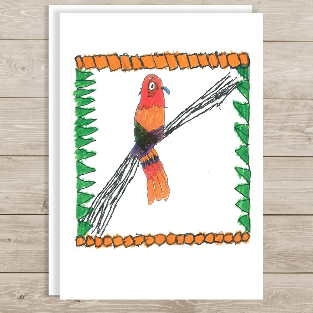 Image of Parrot