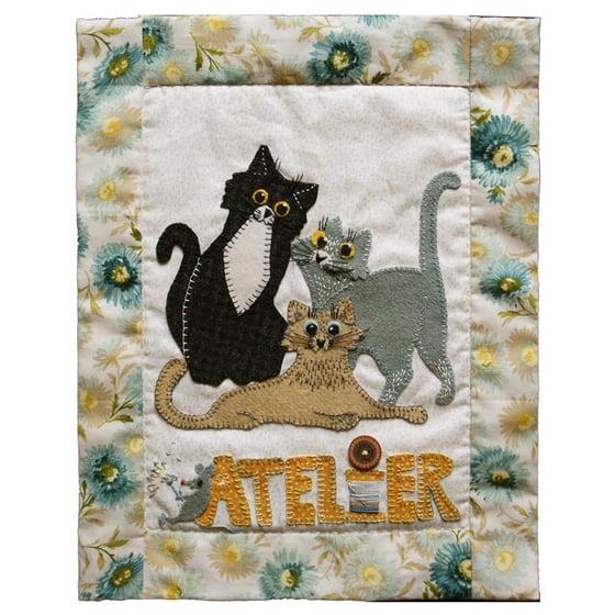 Image of Les chats d'Isabelle  -  FICHE -