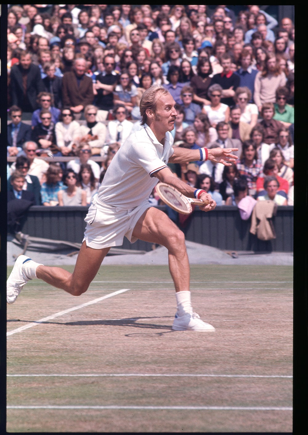Image of Tennis Legend Stan Smith