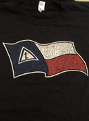 Image of Toadies - Texas Flag Shirt