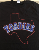 Image of Toadies - Texas Outline Shirt