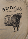 Smoked Event Shirt 2018