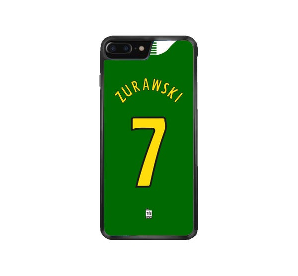 Image of Legendary Maciej Zurawski 2005/06 shirt phone case