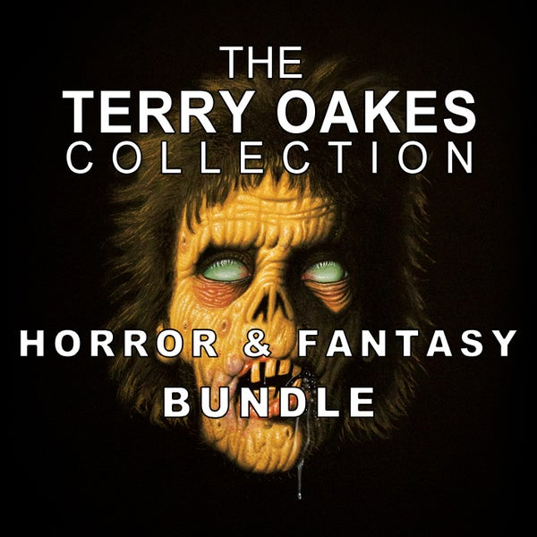 Image of Horror and Fantasy Bundle – BIRTHDAY BUNDLES PROMOTION