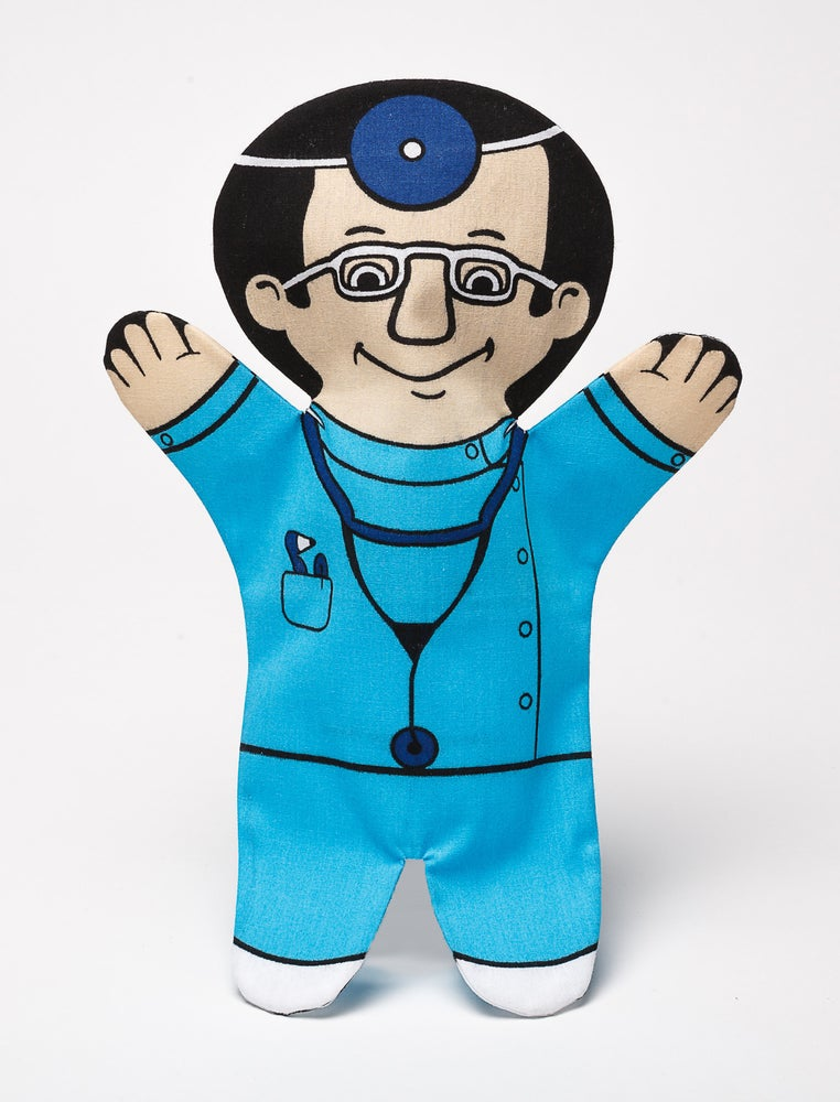 Image of Doctor (Single Puppet)