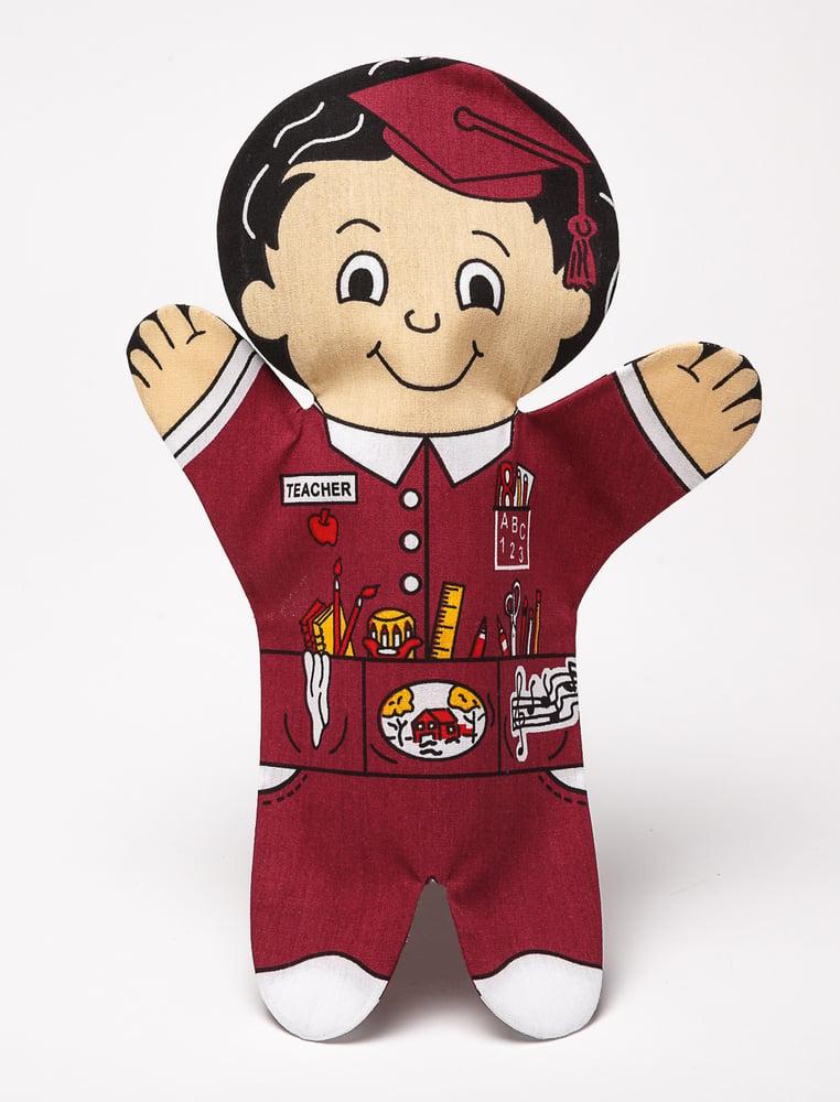 Image of Teacher (Single Puppet)