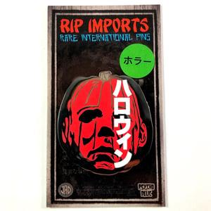 Image of RIP IMPORTS JACK O' (Enamel Pin)