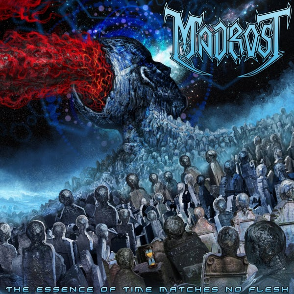 "Image of Madrost - ""The Essence of Time Matches No Flesh"" Vinyl Only"