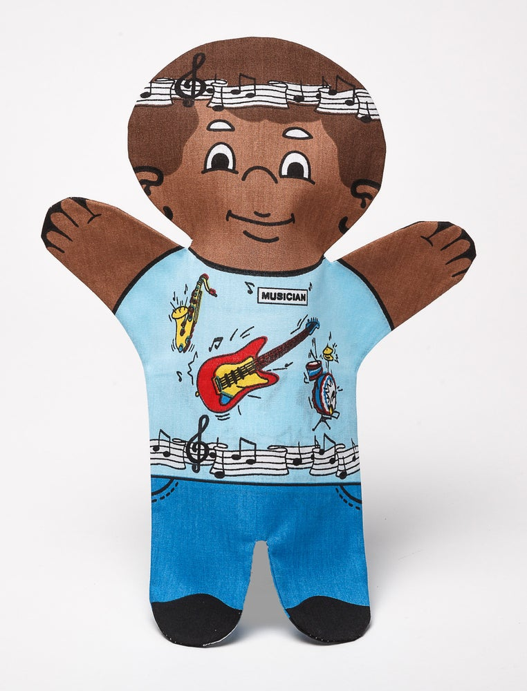 Image of Musician Puppet