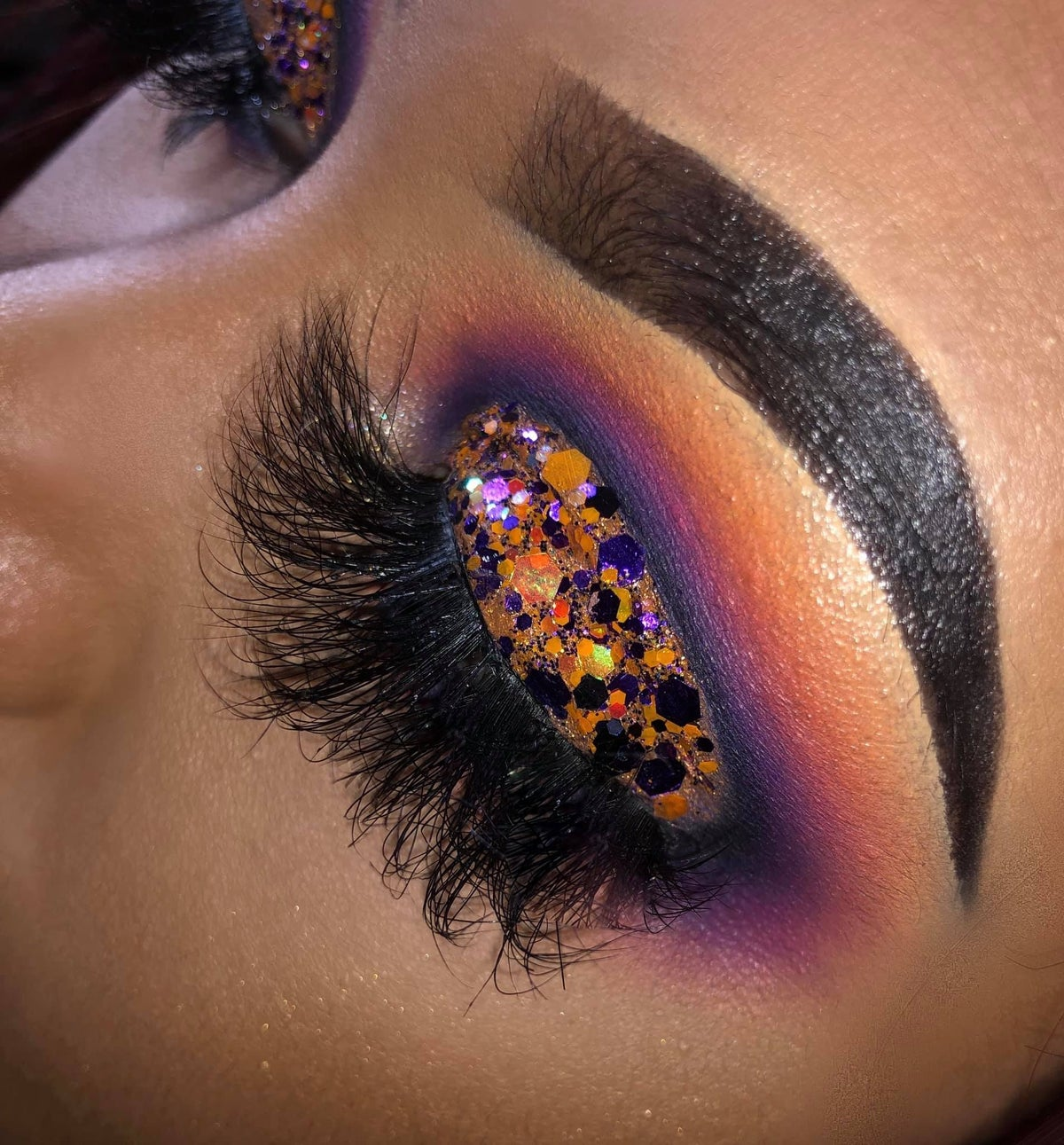 Image of Trick O Treat Chunky Glitter