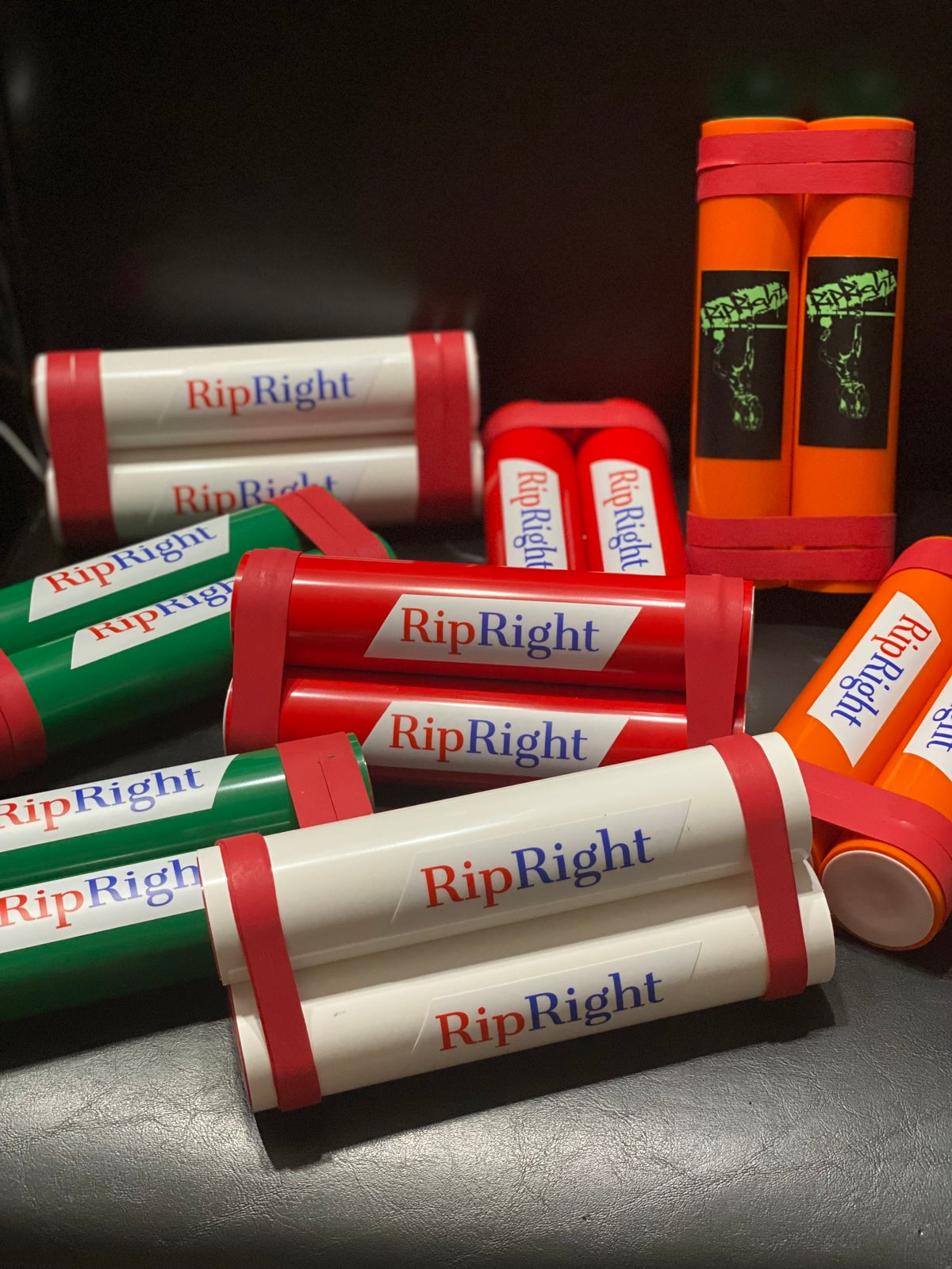 Image of RipStick & 6 Bands Assorted Colors