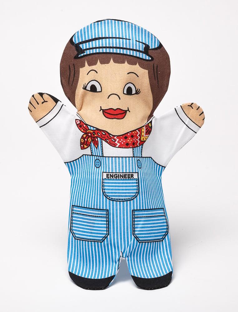 Image of Engineer Puppet