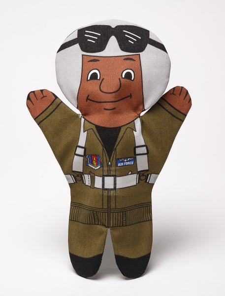 Image of Air Force Puppet