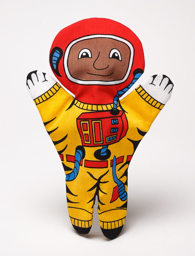 Image of Astronaut Puppet