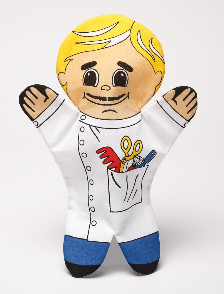 Image of BARBER (Single Puppet)