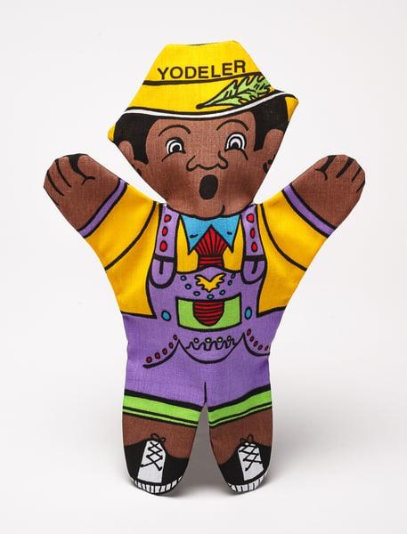 Image of Yodeler Puppet