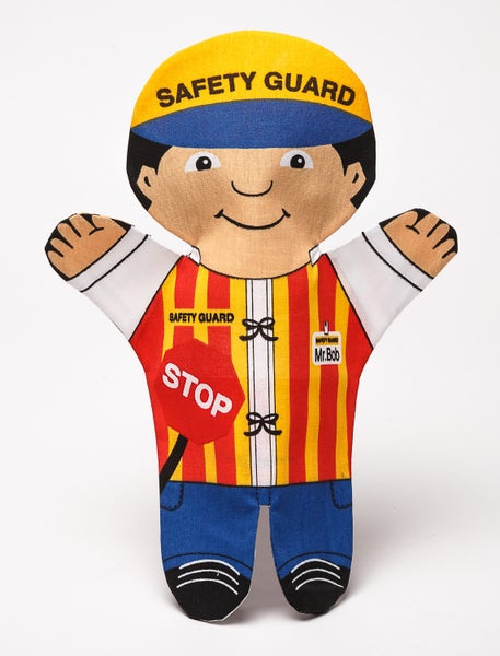Image of Safety Guard Puppet