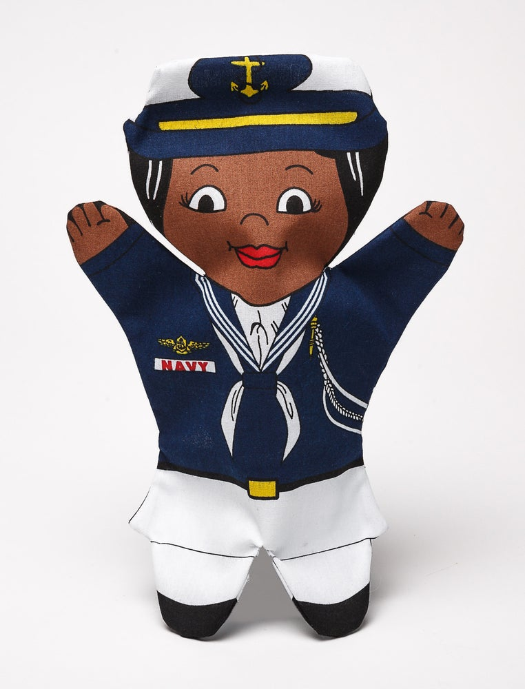 Image of Navy Puppet