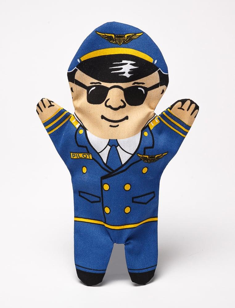 Image of Pilot Puppet