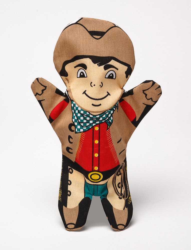Image of Cowboy Puppet