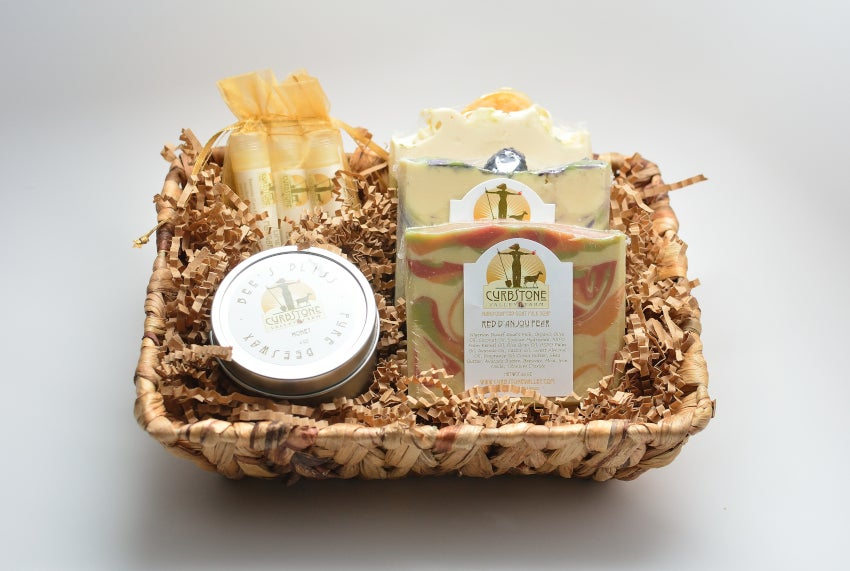 Image of Gift Set - Fruit Basket