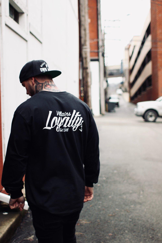 Loyalty long sleeve