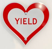 "Image of 12"" YIELD Heart"