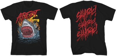 Image of T-Shirt - Shark! Shark! Shark!