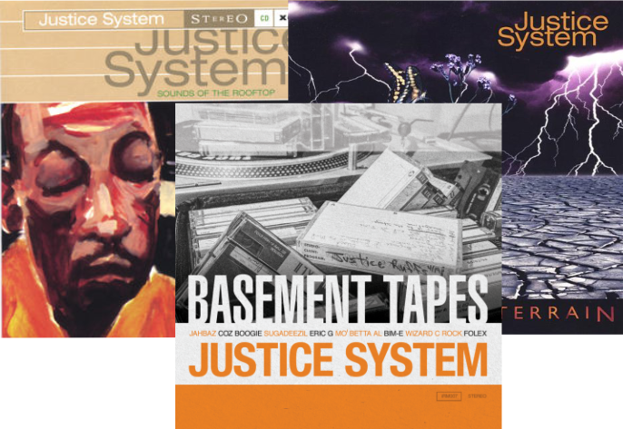 Image of Triple Pack - Basement Tapes (New CD!), Uncharted Terrain & Sounds of the Rooftop