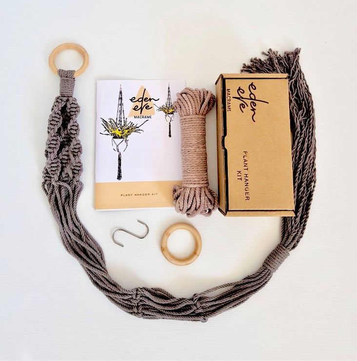 Image of Plant Hanger DIY Kit