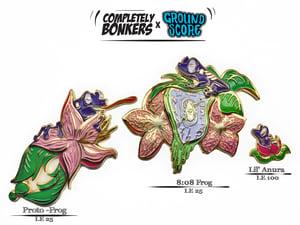 Deja Frog Series - Purple