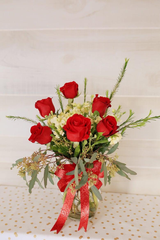 Image of Braska's Half Dozen Roses