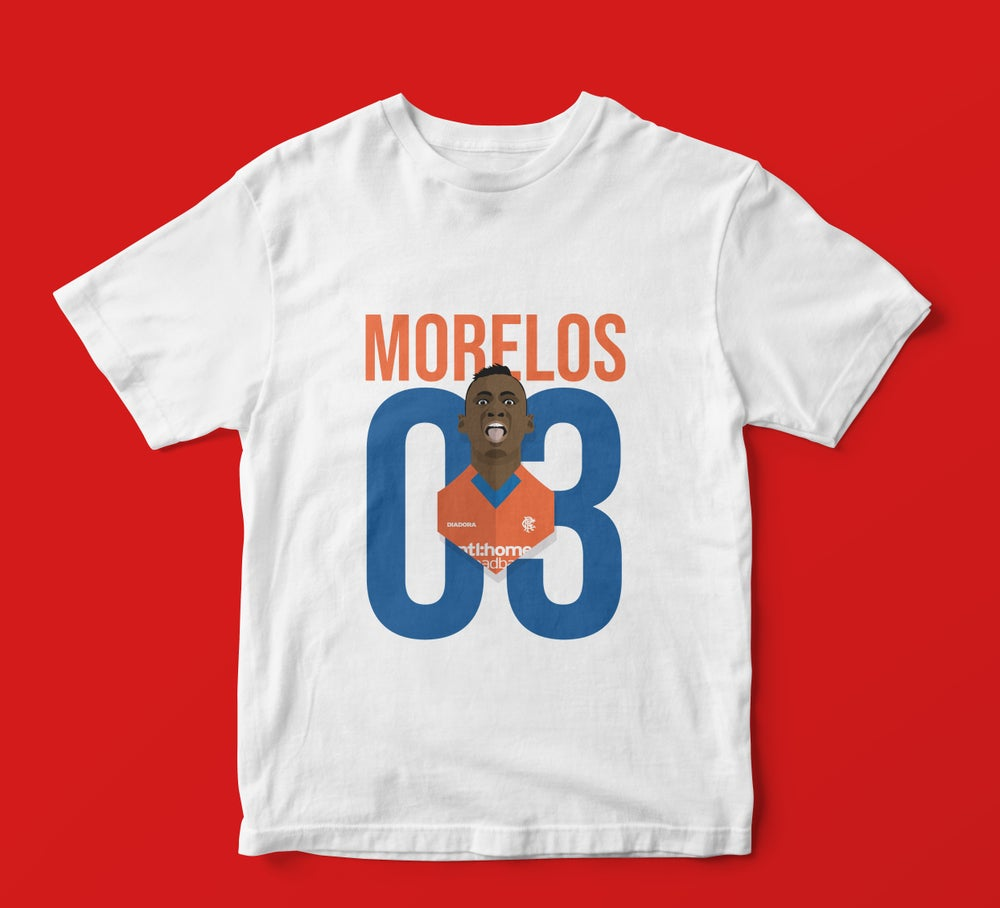 Image of Morelos 03 t-shirt