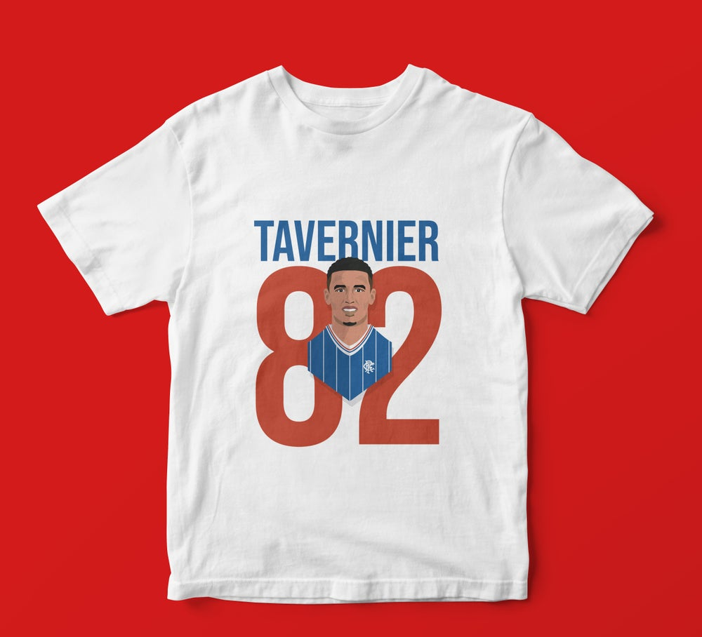 Image of Tavenier 82 t-shirt