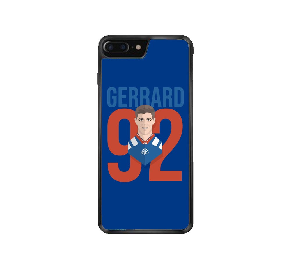 Image of Gerrard 92 phone case