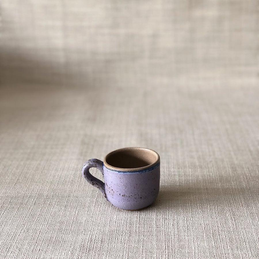 Image of MIST Purple ESPRESSO CUP