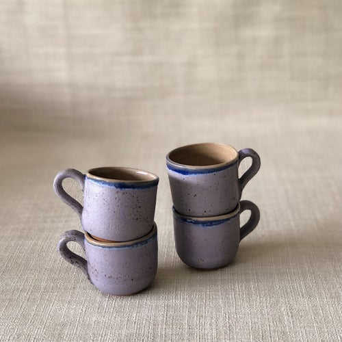 Image of MIST Purple ESPRESSO CUP