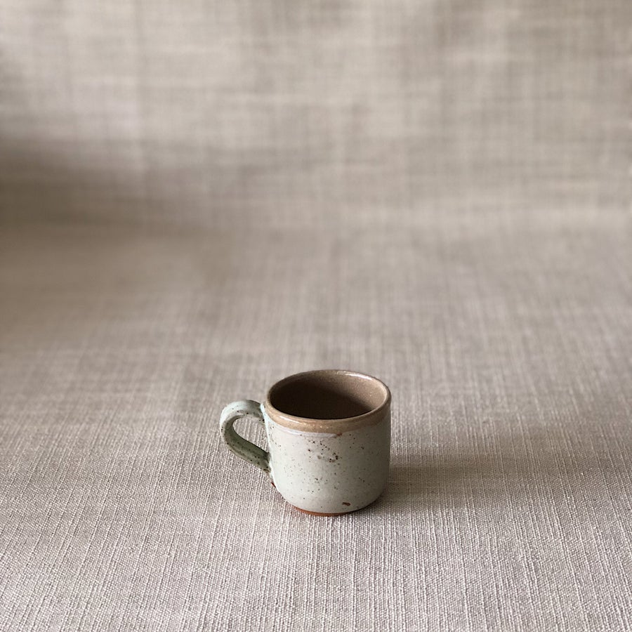 Image of MIST GREEN ESPRESSO CUP
