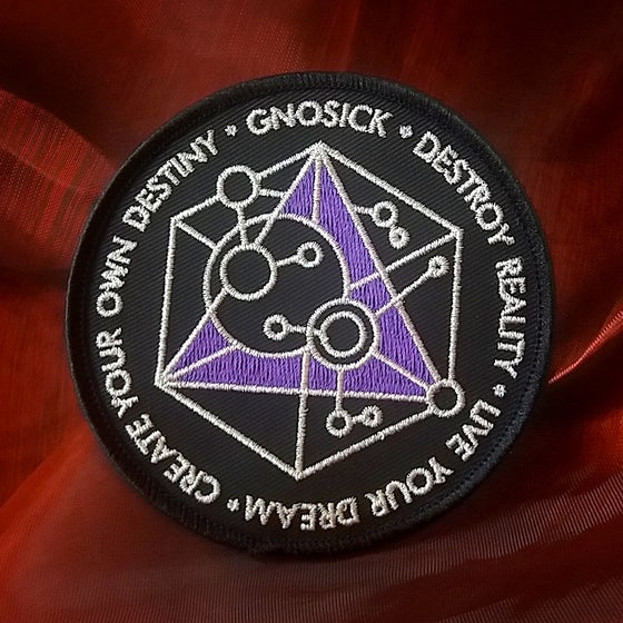 Image of Gnosick Sigil Patch
