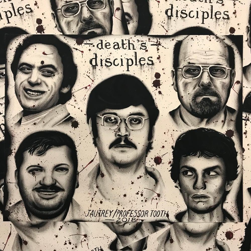 Image of Death's Disciples 11x14 Fine Art Print