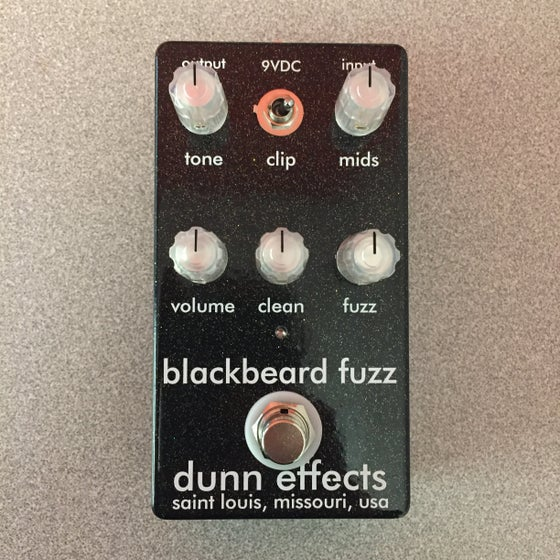 Image of Blackbeard Fuzz