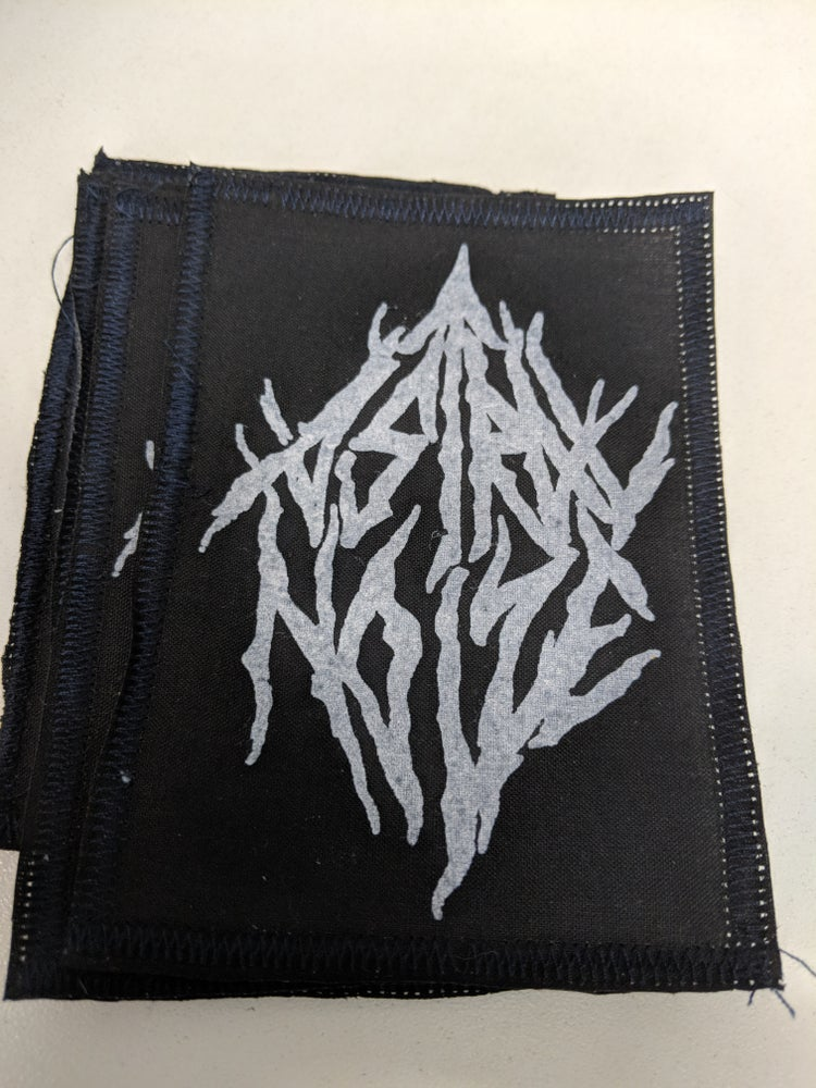 Image of Astral Noize Logo Iron on Patch