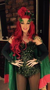Poison Ivy Costume Jacksons Fashion